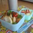 【塾弁当】鮭フライ
