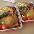 【おうち弁当】鰺フライ