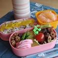 【中学弁当】イカ醤油ソテー