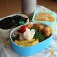 【中学弁当】鶏カレー揚げ