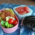 【中学弁当】カニクリームコロッケ