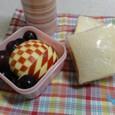 【中学弁当】グラコロサンドイッチ