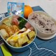 【中学弁当】牛肉コロッケ