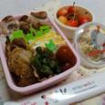 【中学弁当】鶏の唐揚げ