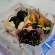 【高原学校弁当】鮭のたわらおにぎり