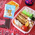 【中学弁当】豆腐ステーキ