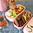 【高校弁当】牛肉ソテー