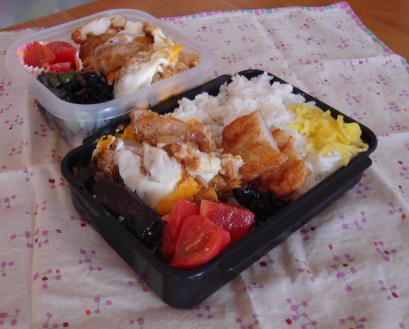 カツ丼弁当
