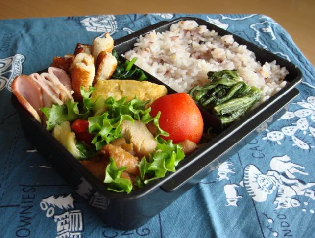 鶏ソテー弁当