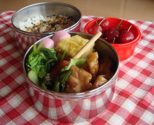 鶏照り焼き弁当
