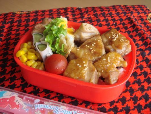 きじ焼き丼弁当
