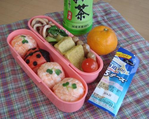 【塾弁当】手まり寿司