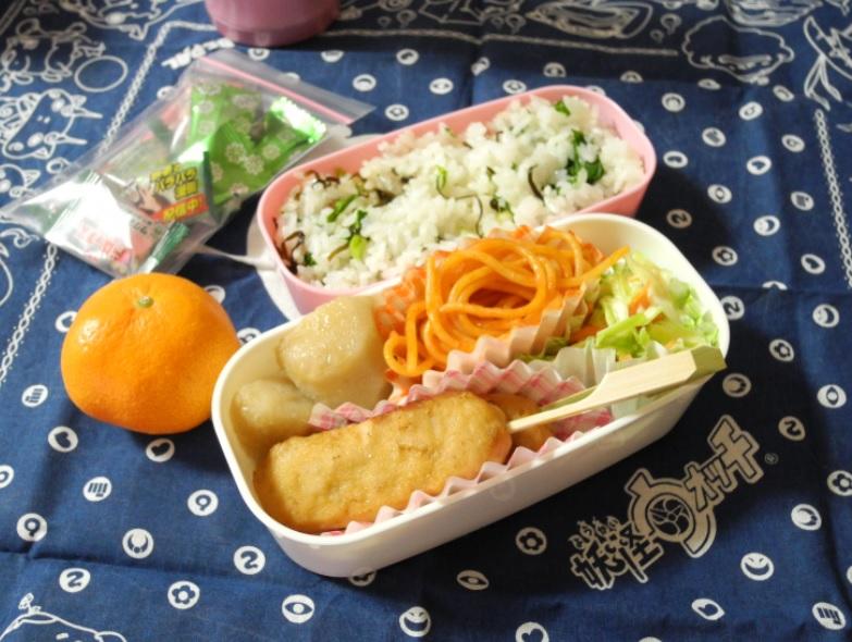 【高校弁当】鶏つくね串