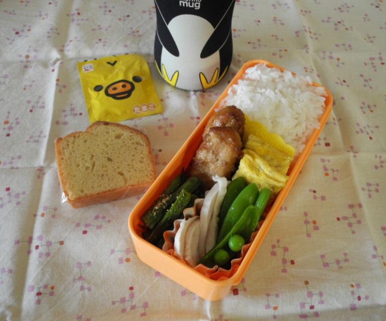 【高校弁当】鶏ハム